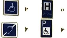 معنای پارکینگ مخصوص افراد معلول